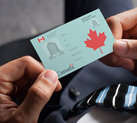 Immigration Lawyers in Edmonton - Permanent Resident Card
