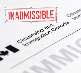 Immigration Lawyers in Edmonton - inadmissibility